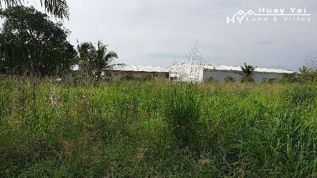#1294  11rai Rectangular plot with industrial neighbours