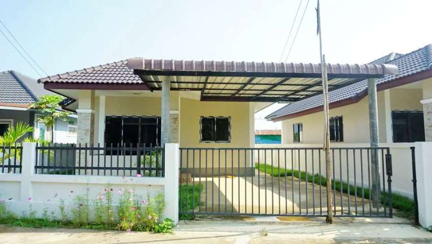 New house for sale in SanPuLoei districe, Outer Ring Rd.