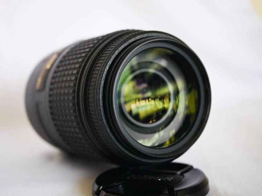 Nikon 55-300mm f/4.5-5.6G ED IF AF-S DX VR (Vibration Reduction)