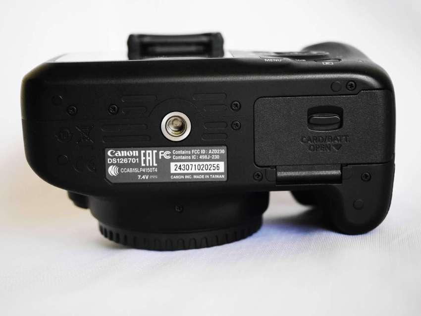 Canon EOS 4000D Rebel T100 DSLR Wi-Fi camera Body only