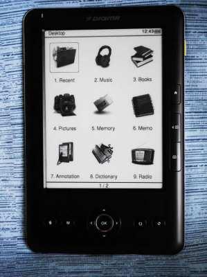 e-Book Reader DIGMA e601 6