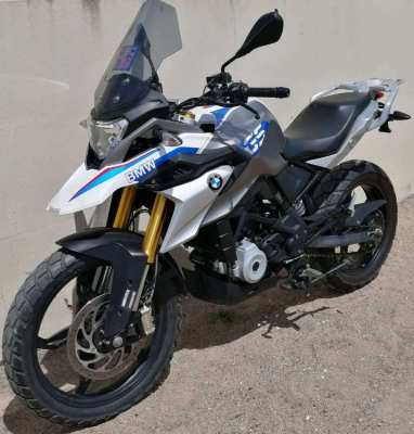 02/2018 BMW GS-310 129.900 ฿ Easy finance by shop