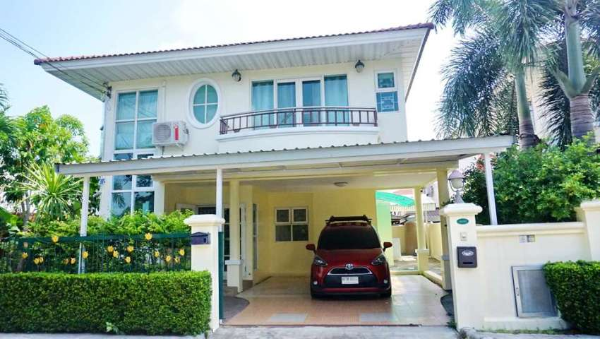 House for rent near Promenada shopping mall, 2 km. from Unity Concord