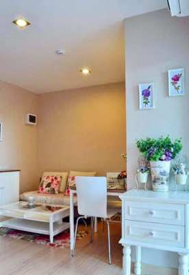 One Plus 19 condominium for rent on Mahidol Rd., 2 km. from Robinson