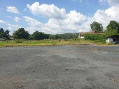 Land for sale Nam Phar, Hang Dong, 1 km. from Grand Canyon, Hang Dong