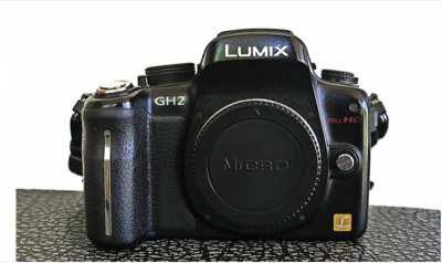 Panasonic Lumix G2 Camera ( Body only)