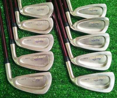 Mizuno Pro Tour Big SL-303 iron set
