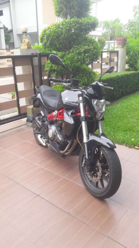 Benelli TNT300S for sale