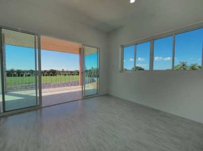 New house with amazing view