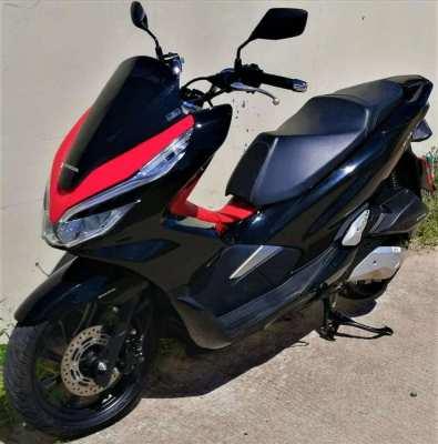 11/2020 Honda PCX-150 5xxxkm - 74.900 ฿ Easy finance by shop