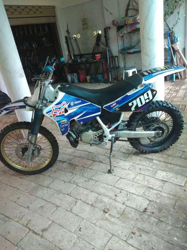 Yamaha WR200 (2T)  Enduro