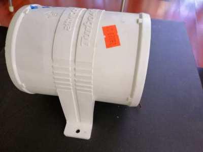 Attwood Turbo 4000  Marine Bilge Blower , 4 inch / 10.3cm ,12Vdc 3.8A
