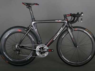 Road Bike - Velocite Helios Aero