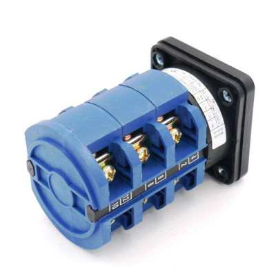 Generator - Shore Power change over switch 600Vac  65 A (reduced)
