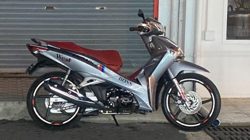 Honda wave 125 i led Limited Edition 2021