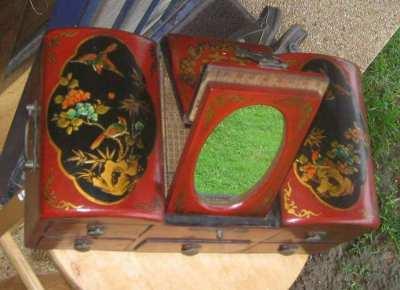 Vintage, Antique Jewelry Box