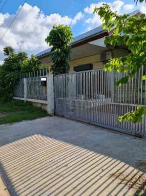Garden home for sale in Surin city
