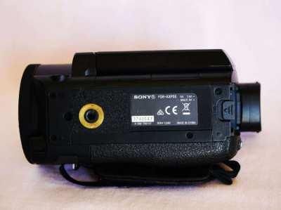 SONY FDR-AXP55 AXP55 4K Handycam Built-in projector Wi-Fi, NFC in Box