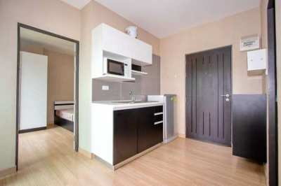 One Plus 19 condominium for sale on Mahidol Rd., 2 km. from Robinson