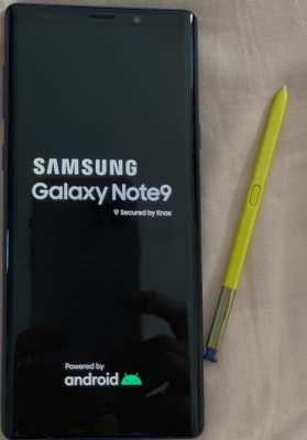 Resale Samsung Galaxy Note 9