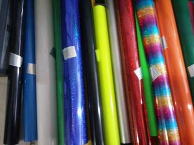 Poly Flex ระบบุสีในคำสั่งซื้อ กว้าง 50ซม ยาว 1 เมตร