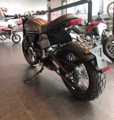 Ducati night shift scrambler!