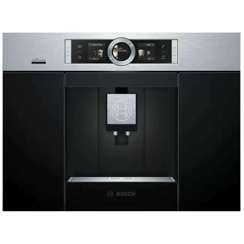 Bosch Serie 8 Built-In Fully Automatic Coffee Machine Stainless Steel