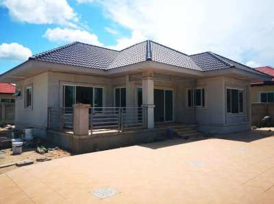 3 bedroom house close to Narai road in Rayong. 3,600,000 THB