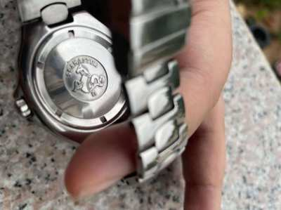 REDUCED !!! Omega Seamaster 200m Pre-Bond Steel Vintage Men's Watch