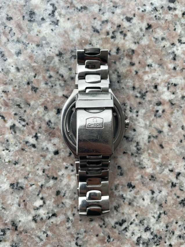 Omega Seamaster 200m Pre-Bond Steel Vintage Men's Watch
