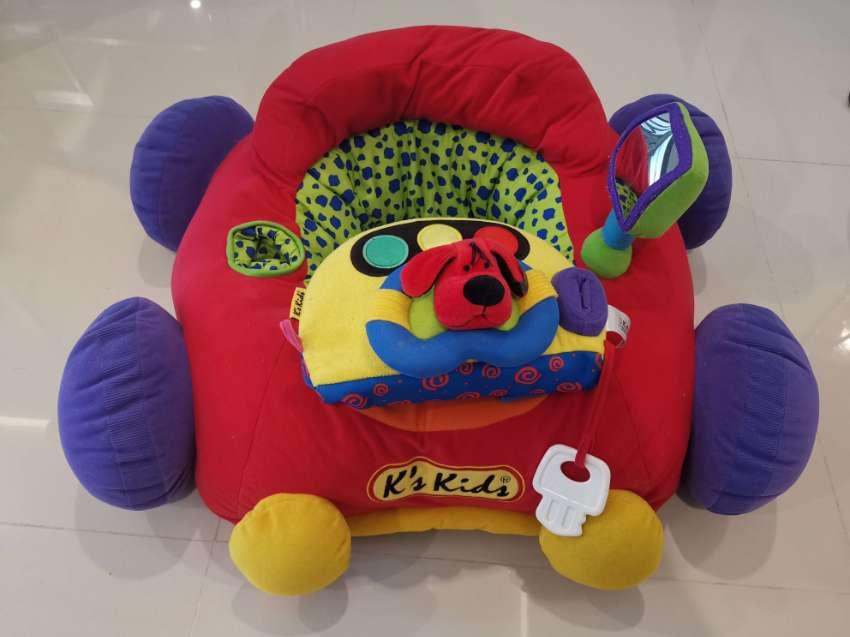 K's Kids soft toy car