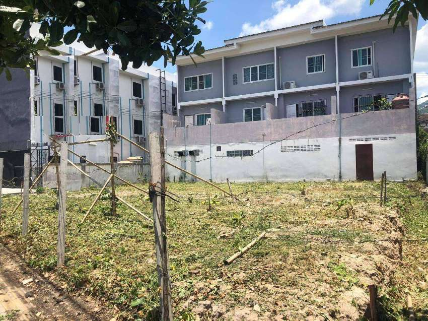 Land for sale/rent near Chiang Mai University.