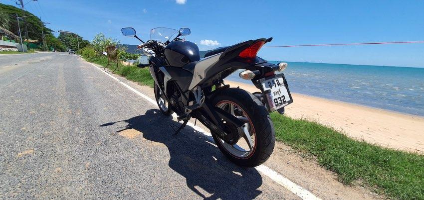 Honda CBR 250 R  ABS