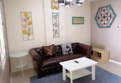 LPN Bodin Ramkamhang TowerB4 FL7 fully furnished JUST RENOVATED