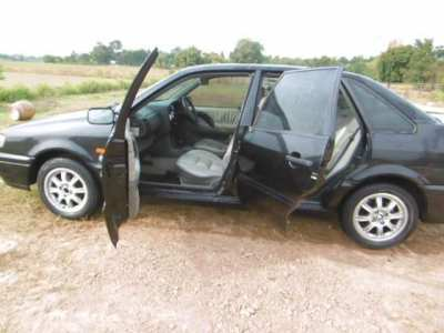 Cheapest ,black Volkswagen, Passat, Turbo, quicksale, only 10.000Baht