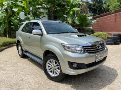 2012 Toyota Fortuner 3.0 Diesel 1 owner quick sell