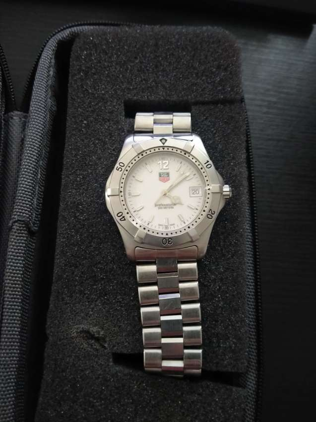 Tag Heuer 2000 Series WK1111 King Size Watch Last Price