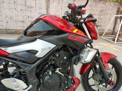 2016 Yamaha MT-03