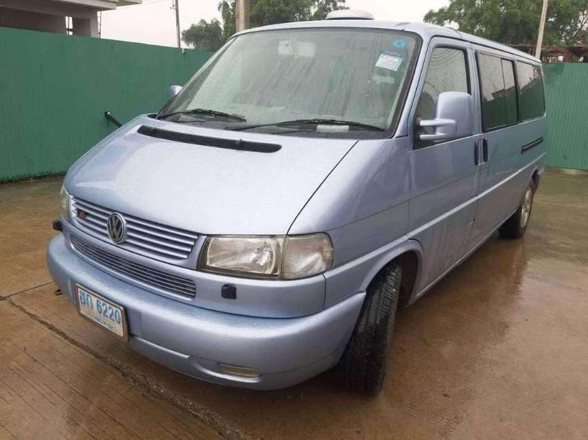 VW Caravelle V6 VIP edition