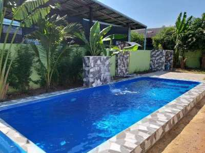 Swimming Pools, perfectly delivered and installed