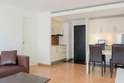 Fully Furnished 2 Bedroom / 2 bathroom 88sqm Condo - Lat Phrao Area