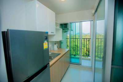 Best Deal on Furnished 1 Bed Lake View Condo In Kathu Phuket Reduced