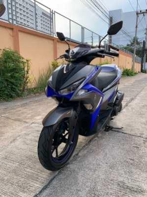 2020 YAMAHA AEROX 155 ABS