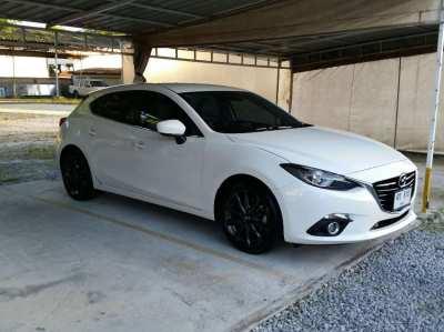 Mazda 3 Sport Skyactiv Top SP model