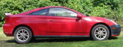 COLLECTOR  2000 Toyota Celica