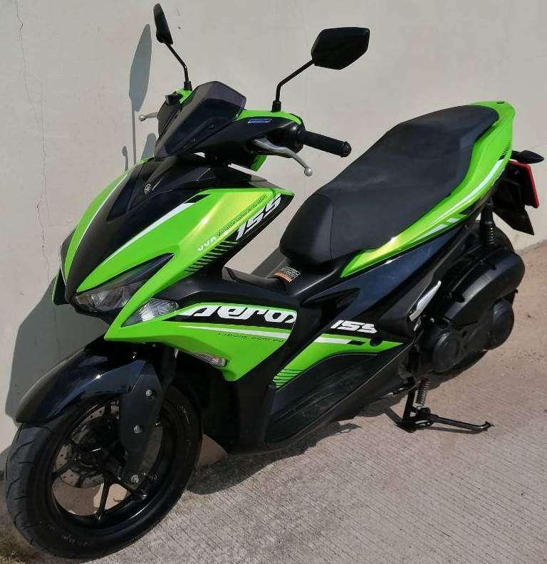 07/2019 Yamaha Aerox 155 44.900 ฿ Easy finance by shop