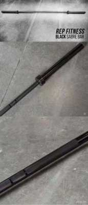 REP Black Sabre Crossfit/Weightlifting bar