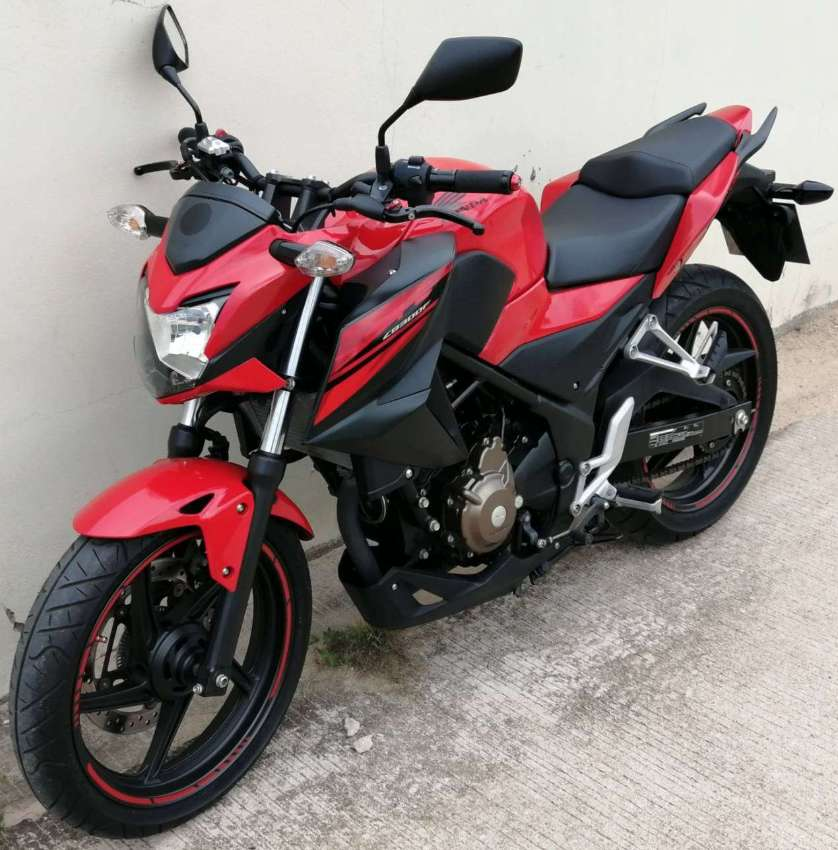 300cc bikes rent 1 month 6.000 ฿