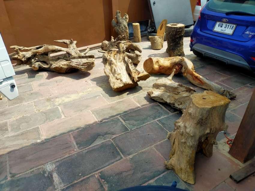 Wood Oddments