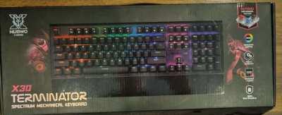 X30 Terminator RGB gaming keyboard